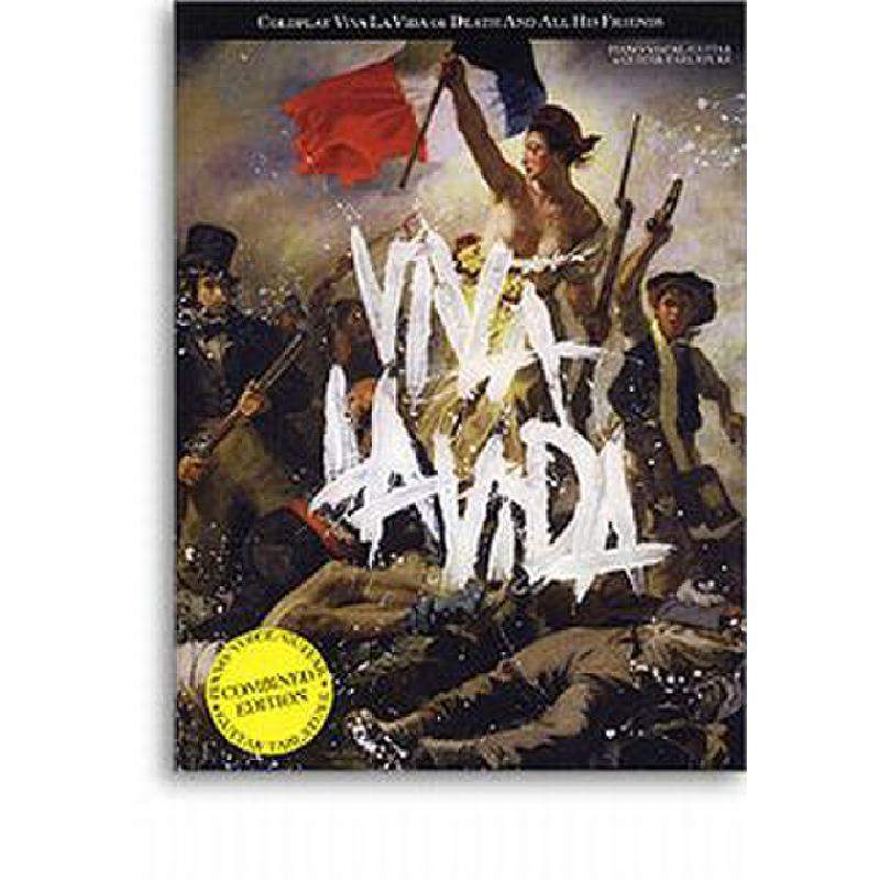 Titelbild für MSAM 995665 - VIVA LA VIDA OR DEATH AND ALL HIS FRIENDS