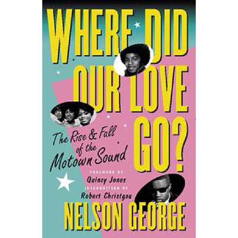 Titelbild für MSOP 49115 - WHERE DID OUR LOVE GO