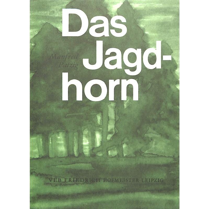 Titelbild für FHV 1613 - DAS JAGDHORN