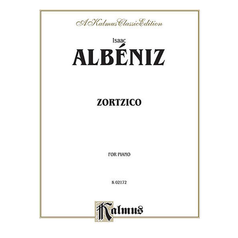 Titelbild für KALMUS 02172 - ZORTICO