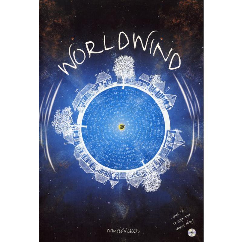 Titelbild für ISBN 3-9521658-4-0 - WORLDWIND - 16 INSPIRATIONAL SONGS