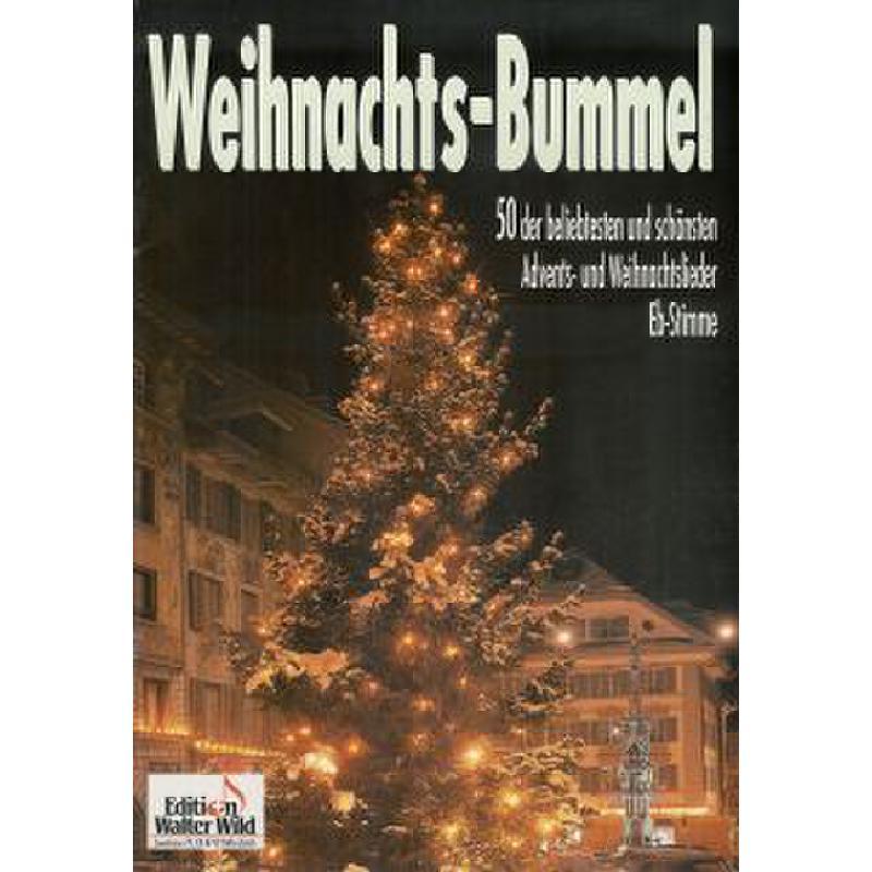 Titelbild für WILD 80014 - WEIHNACHTSBUMMEL