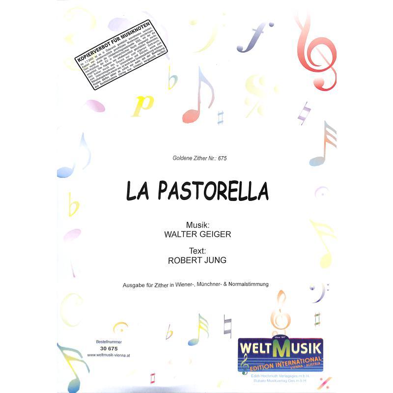Titelbild für EBERLE 30675 - LA PASTORELLA