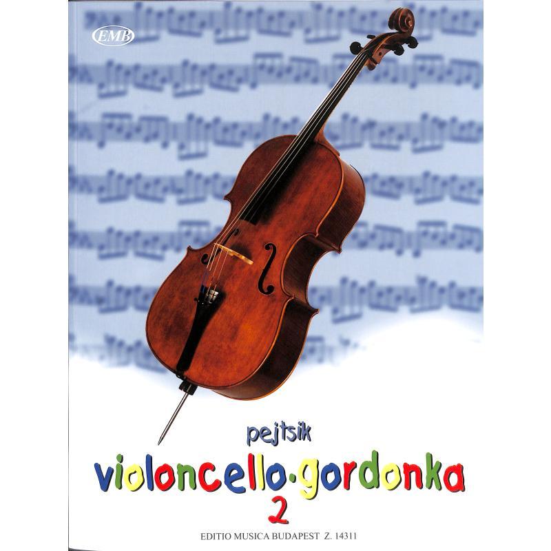 Titelbild für EMB 14311 - VIOLONCELLO ABC 2