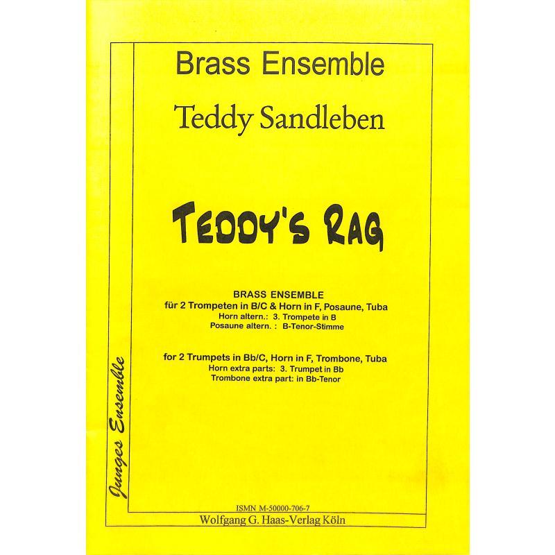 Titelbild für HAAS 706-7 - TEDDY'S RAG
