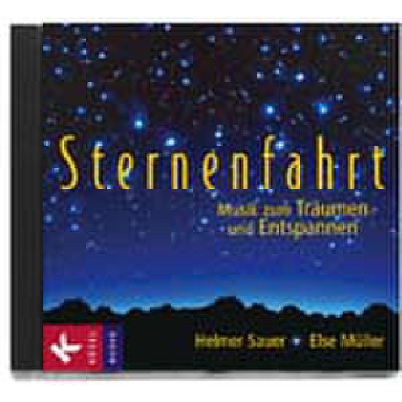 Titelbild für ISBN 3-466-45803-X - STERNENFAHRT