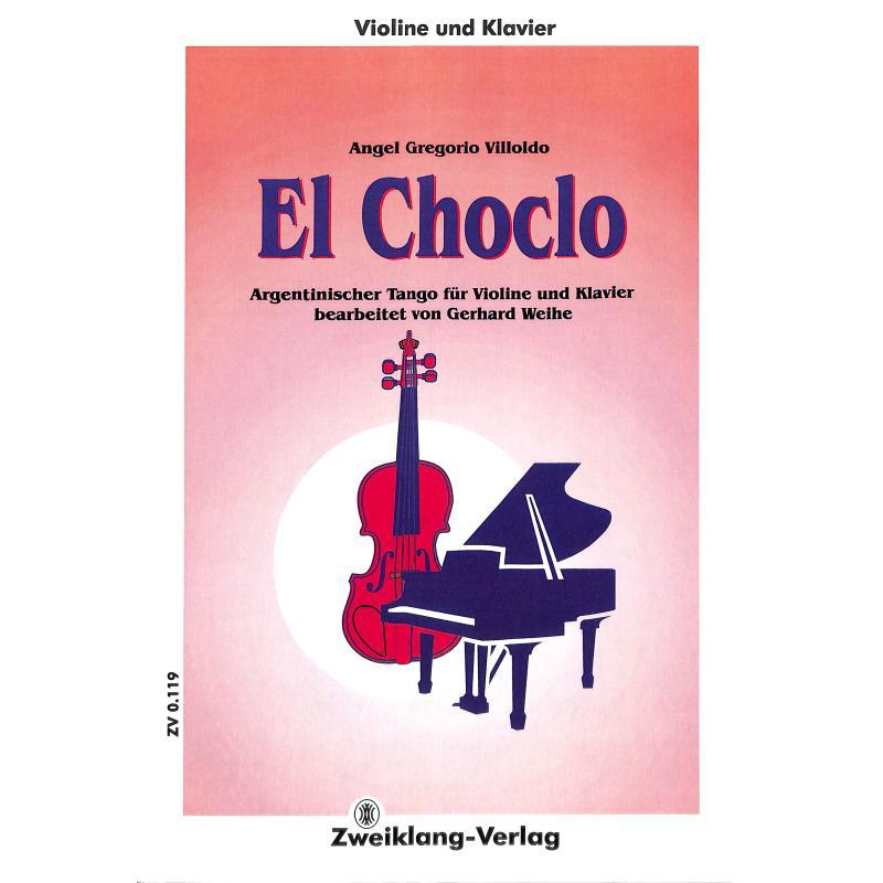 Titelbild für ZWEIKLANG 0119 - EL CHOCLO