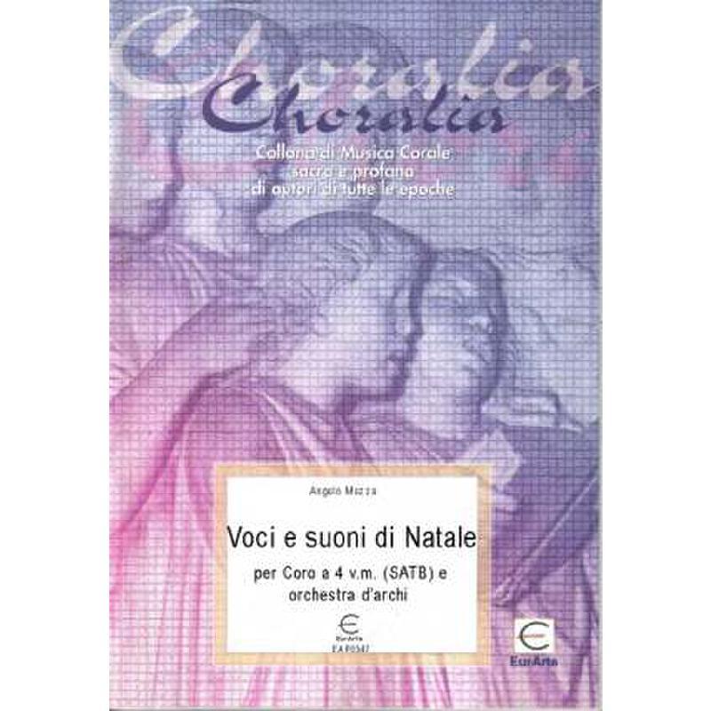 Titelbild für EAP 0347 - VOCI E SUONI DI NATALE