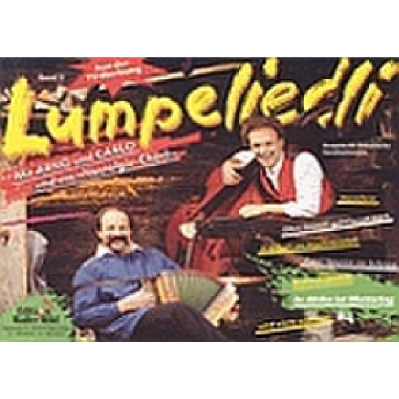Titelbild für WILD 30006 - LUMPELIEDLI 5