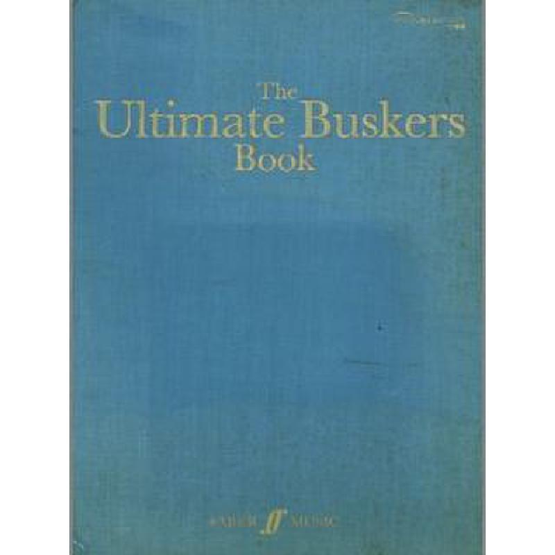 Titelbild für ISBN 0-571-52716-7 - ULTIMATE BUSKERS BOOK 1