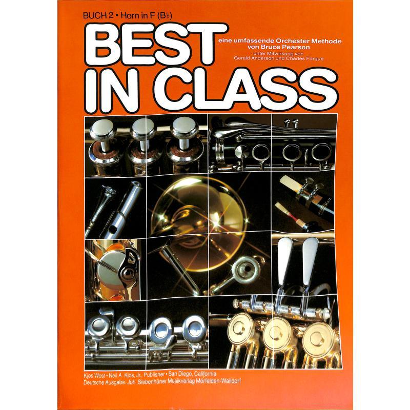Titelbild für SIEB 24662 - BEST IN CLASS 2
