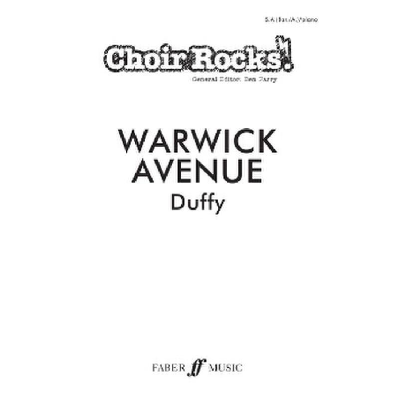 Titelbild für ISBN 0-571-53387-6 - WARWICK AVENUE