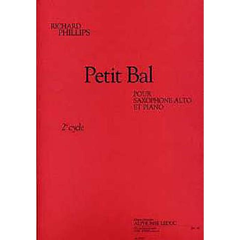 Titelbild für AL 29807 - PETIT BAL