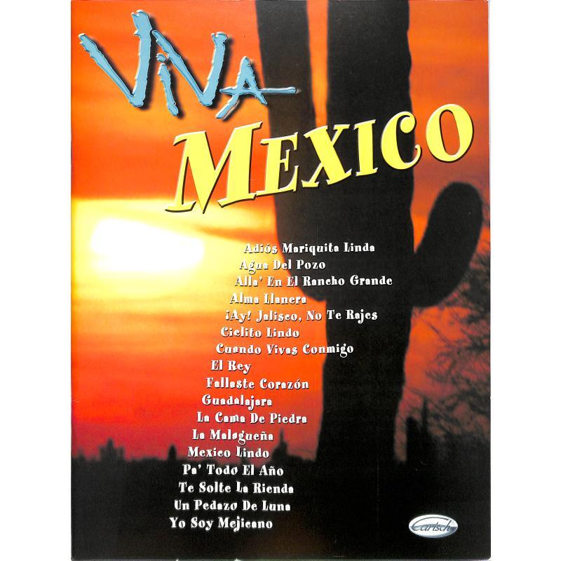 Titelbild für ML 1920 - VIVA MEXICO