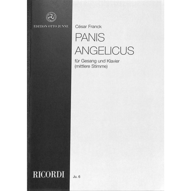 Titelbild für JUNNE 6 - PANIS ANGELICUS