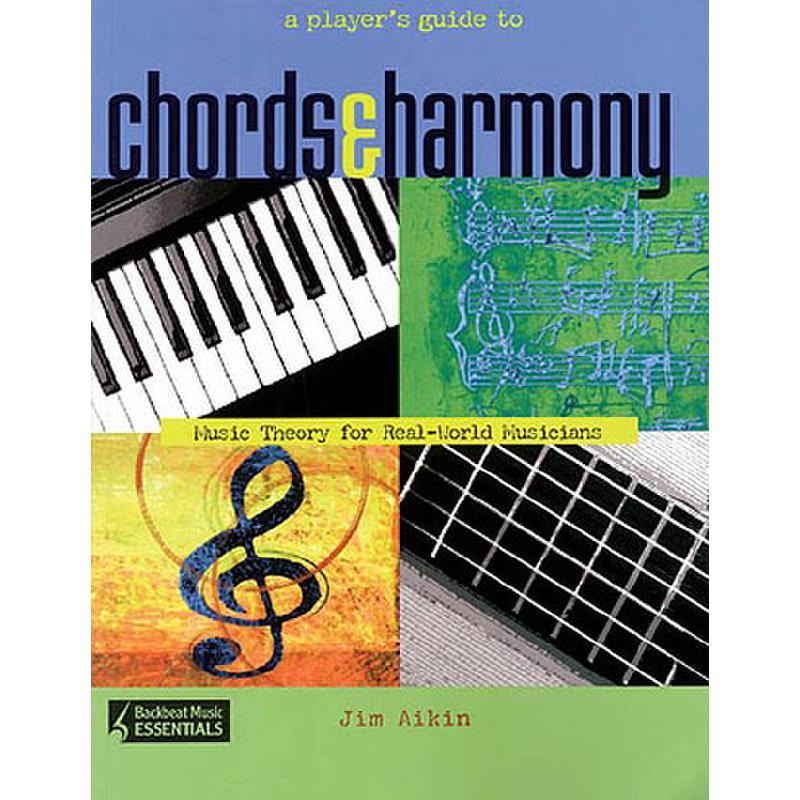 Titelbild für HL 331173 - A PLAYERS GUIDE TO CHORDS + HARMONY