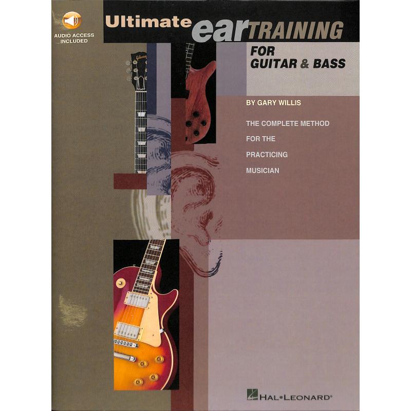 Titelbild für HL 695182 - ULTIMATE EAR TRAINING