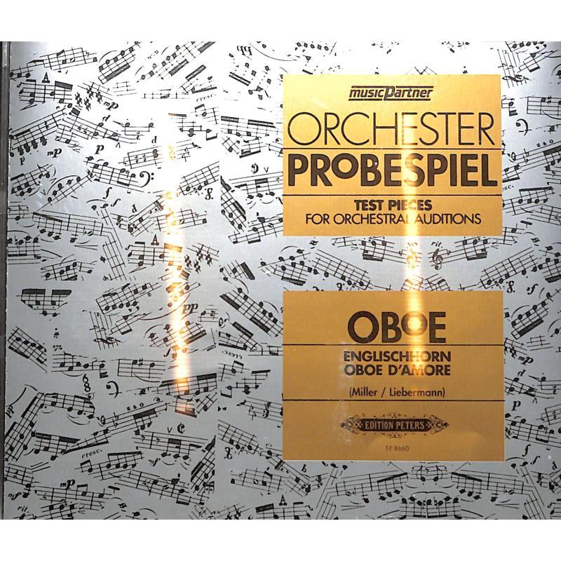 Titelbild für EPMP 8660 - ORCHESTER PROBESPIEL OB