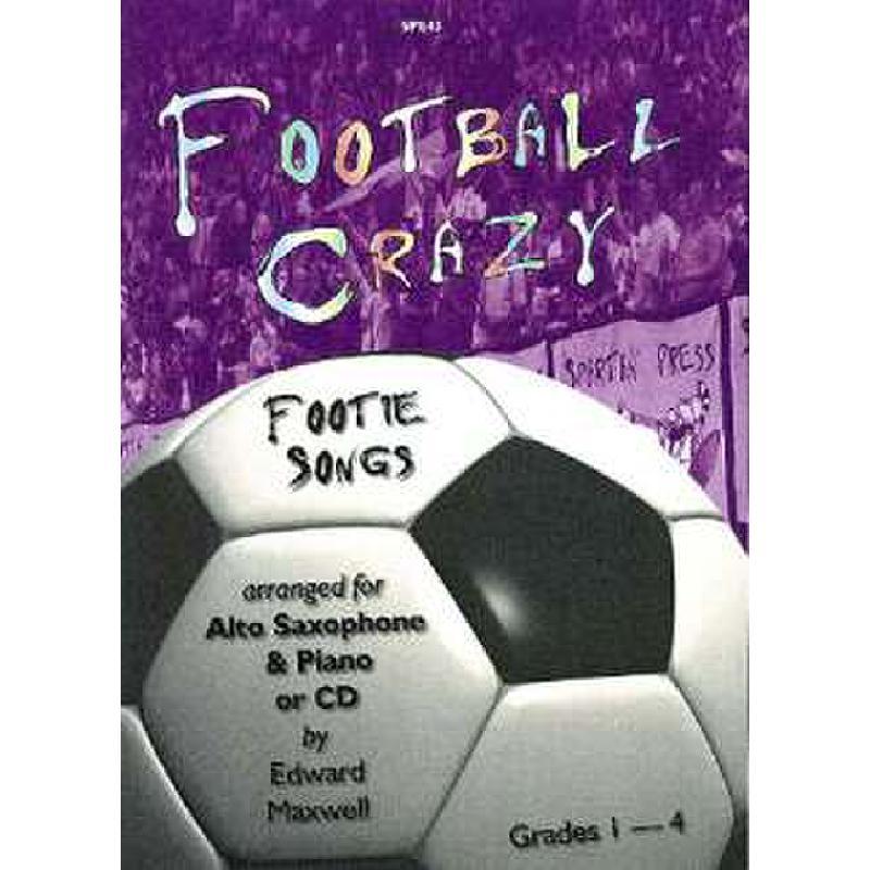 Titelbild für SPARTAN 843 - FOOTBALL CRAZY