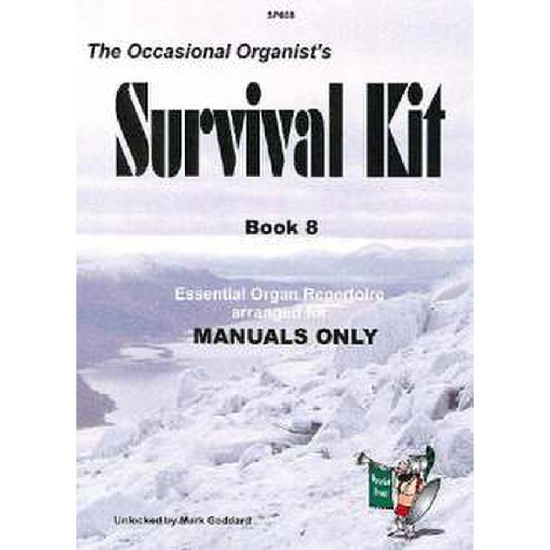 Produktinformationen zu THE OCCASIONAL ORGANIST'S SURVIVAL KIT 8 SPARTAN 608