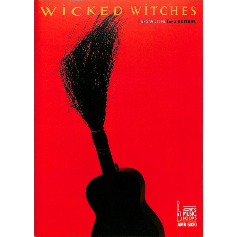 Titelbild für AMB 5020 - WICKED WITCHES