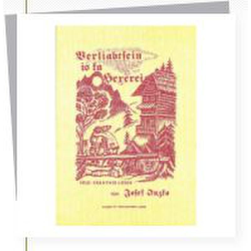 Titelbild für HEYN 447-4 - VERLIABT SEIN IS KA HEXEREI