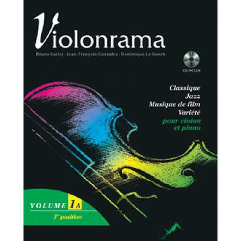 Titelbild für HIT -PCVIORAMA1A - VIOLONRAMA 1A