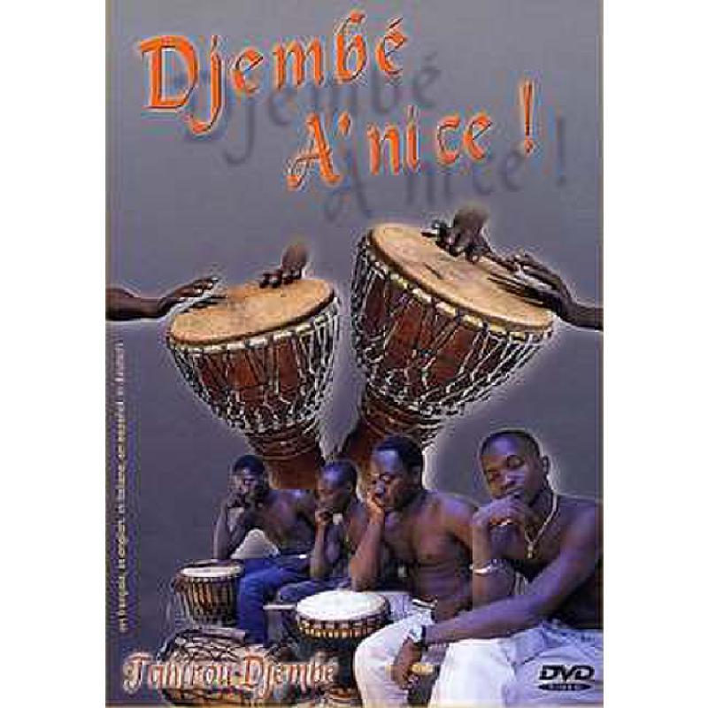 Titelbild für DVD 1224 - DJEMBE A NICE