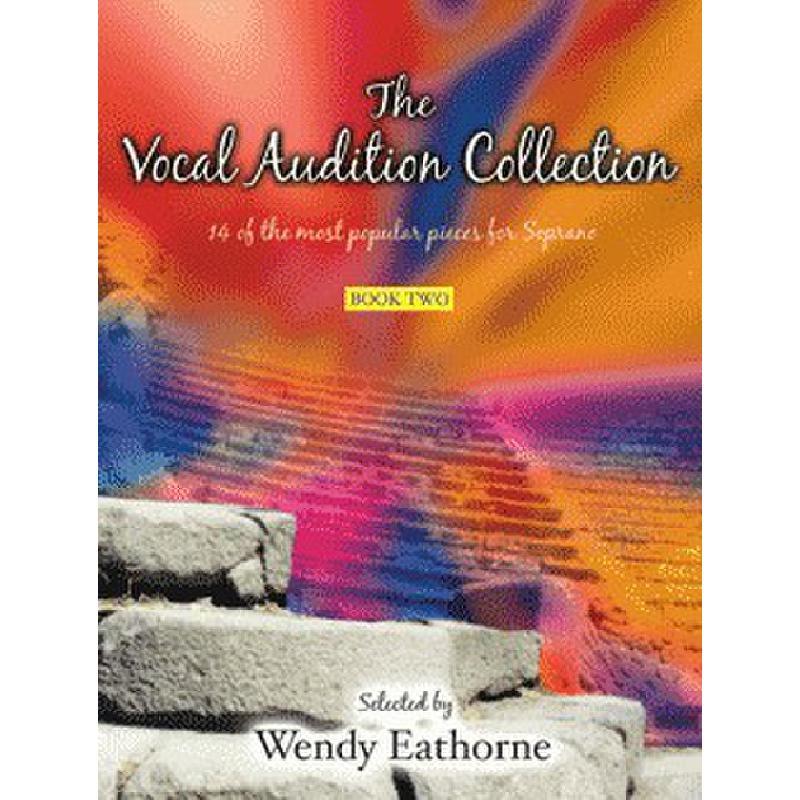 Titelbild für KM 3611854 - VOCAL AUDITION COLLECTION 2