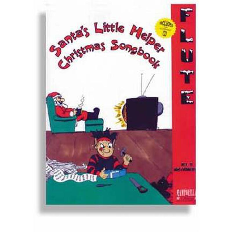Titelbild für SANTOR -TS172WCD - SANTA'S LITTLE HELPER - CHRISTMAS SONGBOOK