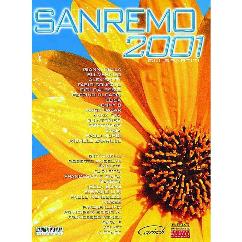 Titelbild für ML 2070 - SANREMO 2001