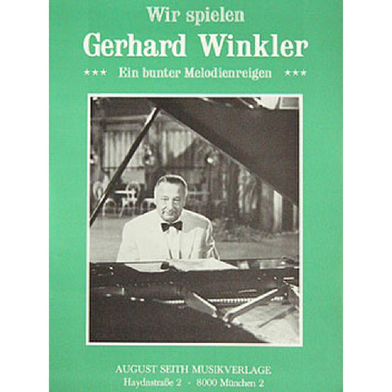 Titelbild für AS 239 - WIR SPIELEN GERHARD WINKLER