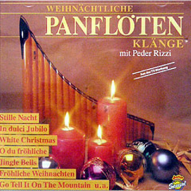 Titelbild für DAJOERI 1562 - WEIHNACHTLICHE PANFLOETENKLAENGE