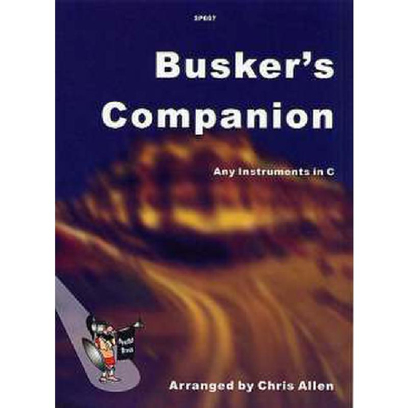 Titelbild für SPARTAN 667 - BUSKER'S COMPANION