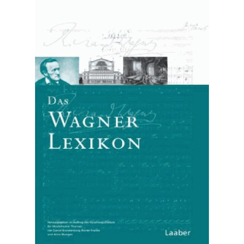 Titelbild für 978-3-89007-550-1 - WAGNER LEXIKON