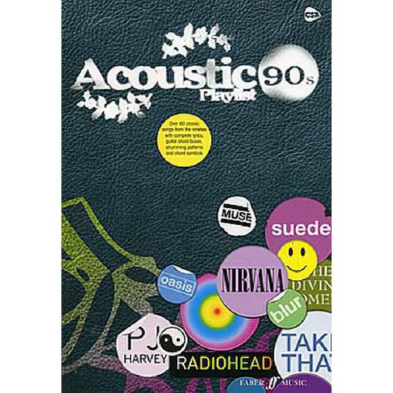 Titelbild für ISBN 0-571-53394-9 - ACOUSTIC PLAYLIST - THE 90S