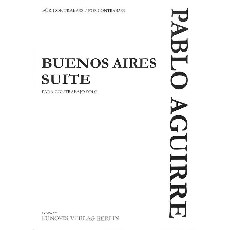 Titelbild für LVB -PA075 - BUENOS AIRES SUITE
