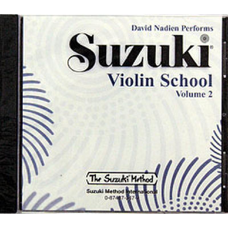 Titelbild für SBMT 347 - VIOLIN SCHOOL 2