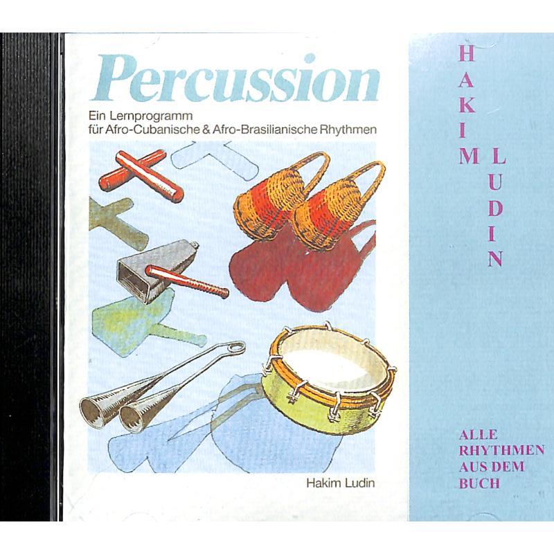 Titelbild für BM -P808-CD - PERCUSSION
