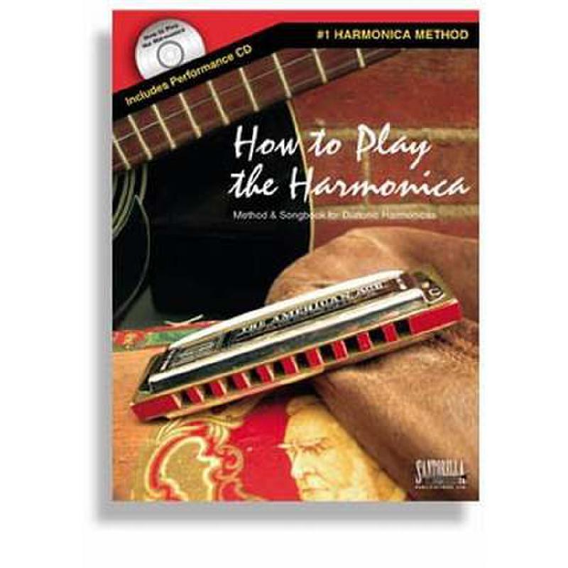 Titelbild für SANTOR -TS135 - HOW TO PLAY THE HARMONICA