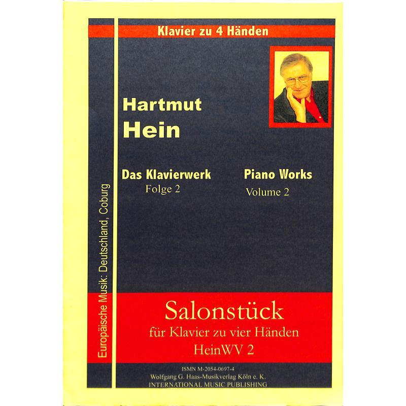 Titelbild für HAAS 0697-4 - SALONSTUECK HEINWV 2