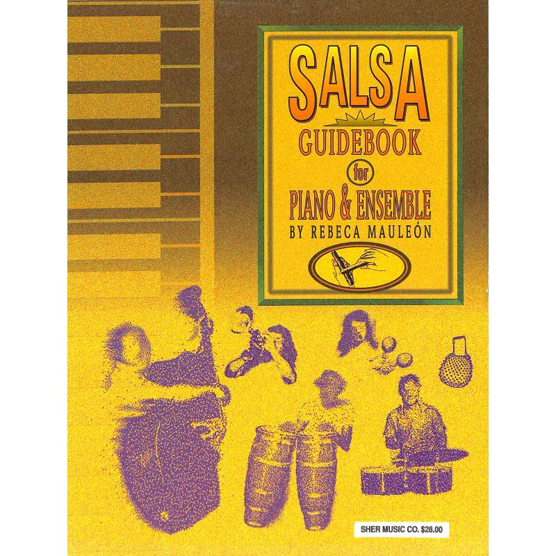 Titelbild für 978-0-961460-19-7 - Salsa guide book for piano + ensemble