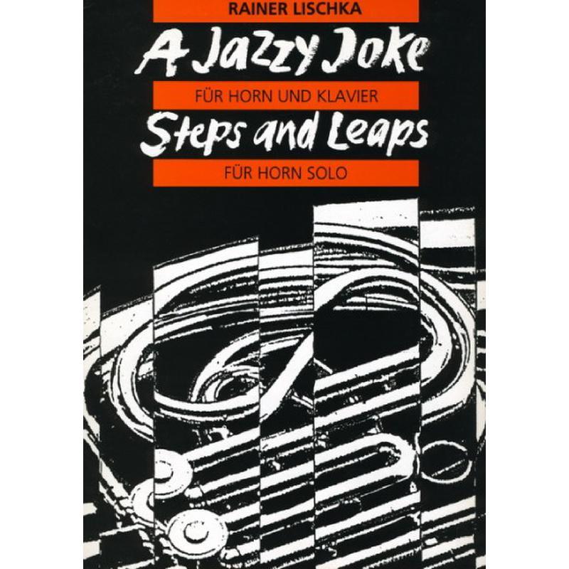 Titelbild für FH 2152 - A JAZZY JOKE / STEPS AND LEAPS