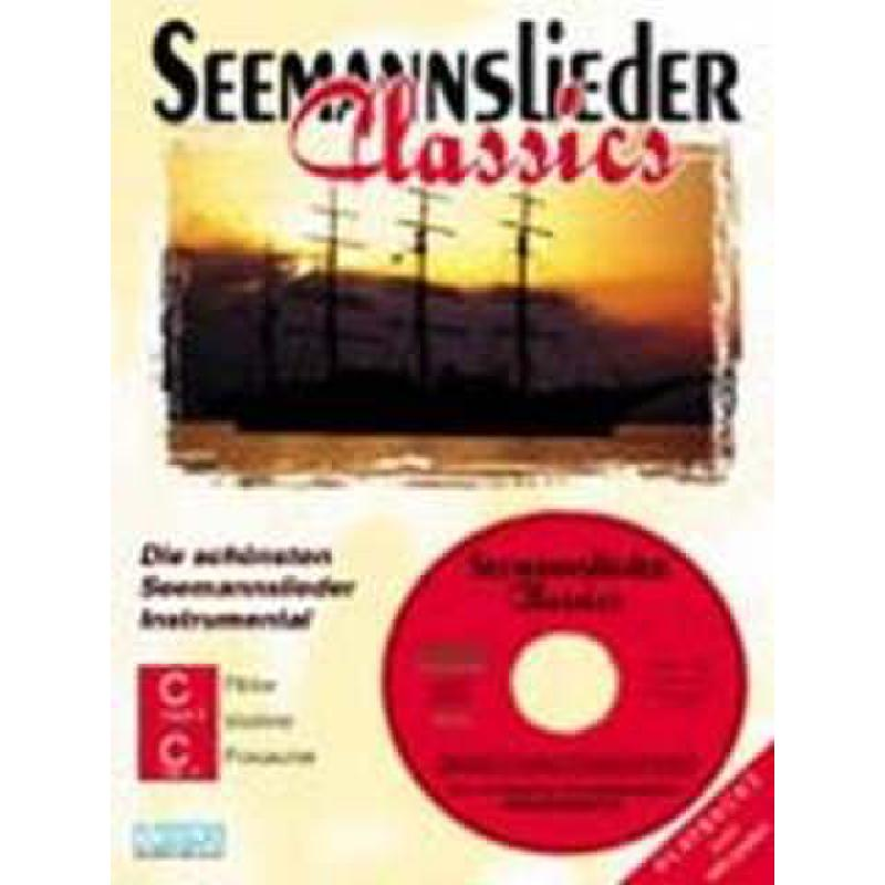 Titelbild für ECHO 023546 - SEEMANNSLIEDER CLASSICS