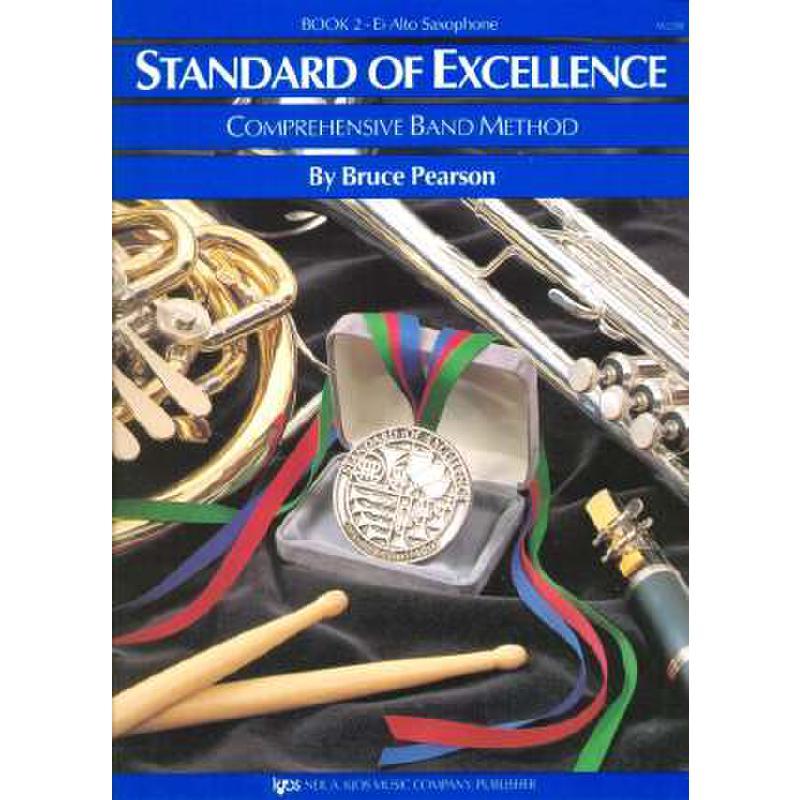 Titelbild für SIEB 24437 - STANDARD OF EXCELLENCE 2