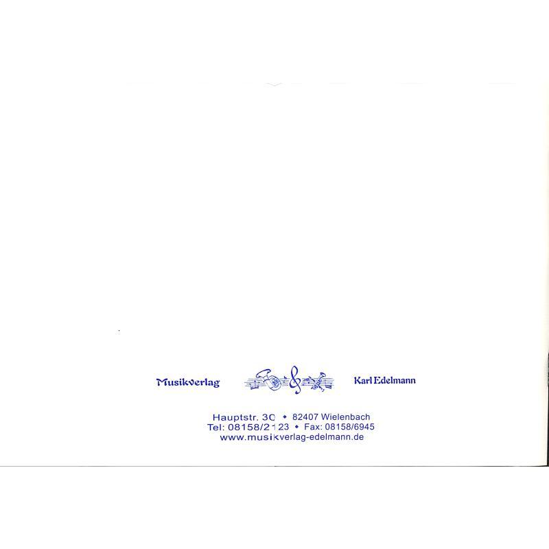 Notenbild für EDELMANN 1101 - OKARINAMUSI - 13 STUECKE DER BOLZWANGER OKARINAMUSI
