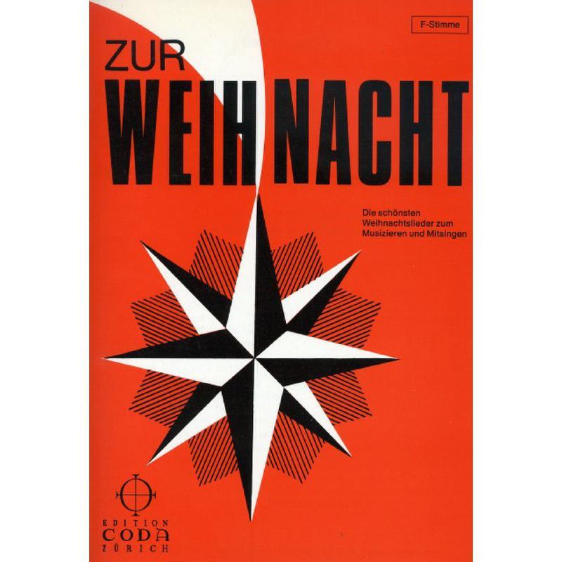 Titelbild für EMZ 2107040 - ZUR WEIHNACHT
