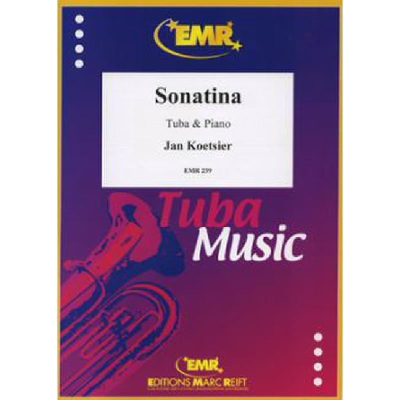 Titelbild für EMR 239 - SONATINA OP 57