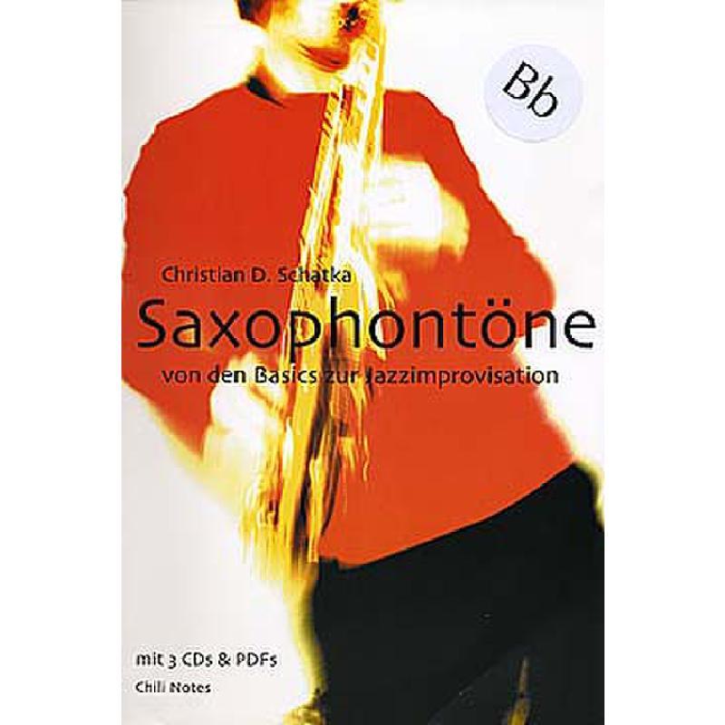 Titelbild für CHILI 9912 - SAXOPHONTOENE
