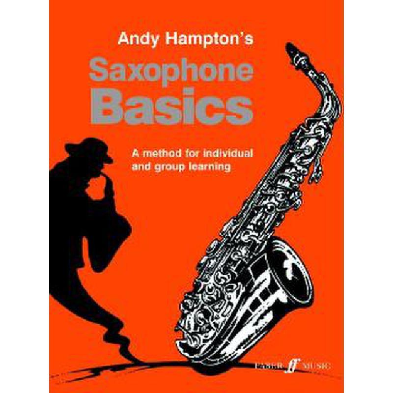 Titelbild für ISBN 0-571-51972-5 - SAXOPHONE BASICS - PUPIL'S BOOK